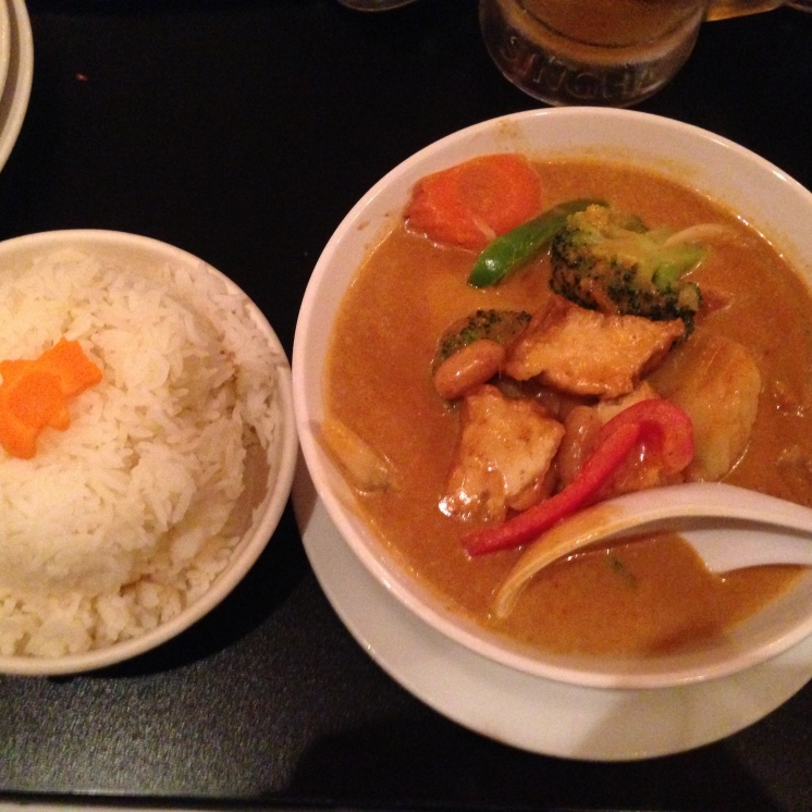 OH MY GOD! This curry= HEAVEN