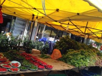 Wet Market at Titiwangsa