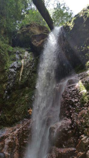 Cascada Las Golondrinas, Parque Nacional La Tigra